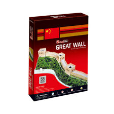 Cubic Fun 3d Puzzle Great Wall of China