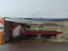Herpa 814500 camiones MB LP 813 coche de transportador colección (342) embalaje original con accesorios