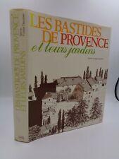 Nerte Fustier-Dautier : Les bastides de Provence et leurs jardins   1977