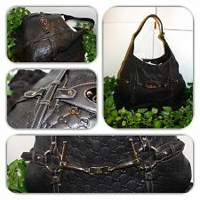 85TH GUCCI ANNIVERSARY GUCCISSIMA LEATHER (HORSE-BIT) LIMITED EDITION HOBO/PURSE