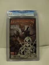 CGC 9.8 GUARDIANS of GALAXY # 1 DEADPOOL Sketch VARIANT  ~ ONE PER STORE ~ RARE