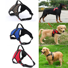 Pet Dog Vest Collar Large Dog Soft Adjustable Harness Pet Walk Out Hand Strap