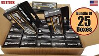 """Lot of 25 New Boxes Stanley-Bostitch B8 Staples 1/4"""" 5000 per box, 125,000 total"""
