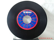ROCK FLOWERS -(45)- NUMBER WONDERFUL / MOTHER YOU, SMOTHER YOU  - WHEEL   - 1971