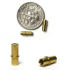 2 TYCO 440 Magnum 440-X2 Slot Car Chassis Carbon Brush Brass BARRELS Unused OEM