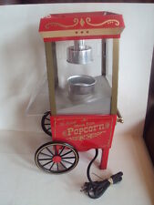 Nostalgia Electrics Model OFP501 Hot Air Popcorn Maker. Very Nice look!