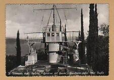 Gardone Riviera IL VITTORIALE DEGLI ITALIANI Simulacro della Nave Puglia