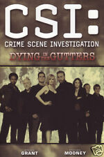 CSI TV show series Dying in the Gutters comic book graphic novel TPB