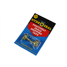 """HYDROSEAL Hydraulic 'O' Ring Tap Valve - Seals Dripping Taps 12mm 1/2"""""""