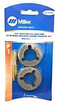 Miller Genuine 035 Drive Roll Kit For Millermatic 212 252 Qty 1 079595