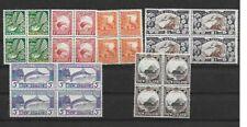 New Zealand blocks of 4 between 185=194. $475+