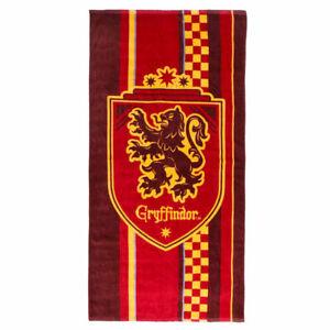 Harry Potter - Bath Towel Beach Towel Shower Towel 27 5/8x55 1/8in - Gryffindor