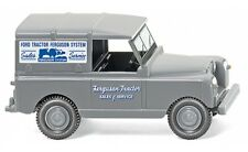 """#010003 - Wiking Land Rover """"Ferguson Tractor Sales & Service"""" - 1:87"""