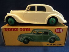 Dinky Toys 1950's Riley Saloon No: 158 N/MINT Ex Shop Stock WOW