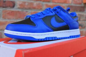 Nike Dunk Low Retro Cobalt Black Blue Size 9 DD1391-001