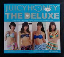 2019 Juicy Honey Deluxe Edition * SEALED BOX * Miku, Mana, Shoko & Mao Hamasaki