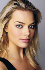 Stampa incorniciata – attrice margot robbie (PICTURE POSTER FILM MOVIE STAR Blu-Ray)