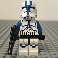 LEGO Star Wars 501st Legion Clone Trooper Minifigure From 75002 75004 - sw0445