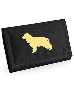 Cocker Spaniel Gift Wallet Colour Choice Purse Birthday Gift Cocker Mothers Day