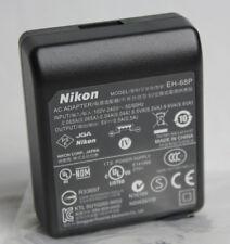 Original Nikon eh-68p cargador adaptador cargador para Coolpix incl cable USB