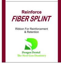 Dental Glass Fiber Splint 2mm Impregnated Light Cure Fiber Usa Company