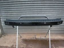 FORD TRANSIT CUSTOM LIMITED COLOUR CODED REAR BUMPER - ABSOLUTE BLACK FITS 2013+