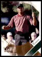 2003 SP AUTHENTIC GOLF TIGER WOODS #1SPA INSERT