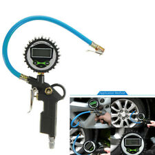 Car Vehicle Digital Air Tire Pressure Instruments Measuring Manometer Tester