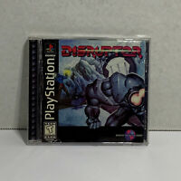 Disruptor (Sony PlayStation 1, 1996) IN BOX! TESTED! SEE DESCRIPTION!