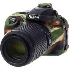 easyCover Nikon D5300 CAMO Silicone Camera Case EA-ECND5300C  FREE US SHIPPING