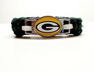 Green Bay Packers Adjustable Charm Bracelet