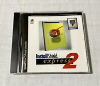InstallShield express2  CD 1997 CD ROM Win 95 / Win NT Very Good
