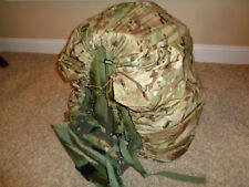 Custom Rainfly Cover * Fits USGI Alice Pack * Multicam Rain Cover w/ Pouch * NEW