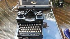 1 x /'ROYAL 440/' BLACK TYPEWRITER RIBBON TWIN SPOOL-AIR SEALED+EYELETS