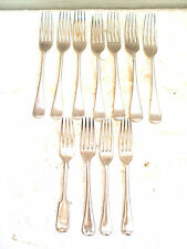 1900-1940 Antique Silver Plate Cutlery Sets