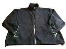 Fleecejacke Herren 1stB Sportswear, Gr. L, schwarz