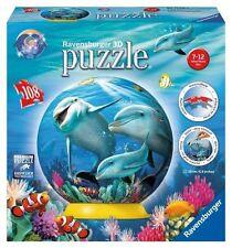Ravensburger Underwater Fantasy 3d Puzzleball 108 PC