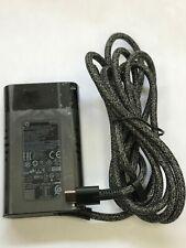 HP 65W Type-C AC Adapter for HP P/N: TPN-CA10 TPN-LA12 PA-1650-38HT L04540-002