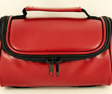 Leather Padded Camera Carry/Shoulder Bags for Canon