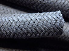 MERCEDES    German Cloth Braided Hose  12mm  Inside Diameter  New
