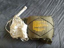 Surplus Army cargo parachute