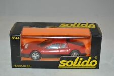 Solido 44 Ferrari BB 1/43 mint in box Superb