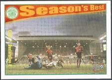 FUTERA-CELTIC 1998- #50-SEASON'S BEST-COCA-COLA CUP-CELTIC 1 DUNFERMLINE 0