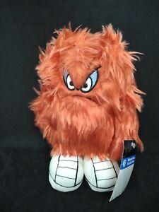 Gossamer Monster Plush, Looney Tunes Plushie, Stuffed Animal, 1997s Toys, 9 Inch