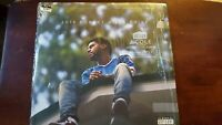 2014 Forest Hills Drive [LP] by J. Cole (Vinyl, Mar-2015, 2 Discs, Roc Nation)