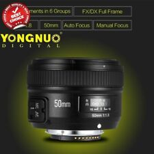 YONGNUO NY 50mm. F1.8 F for NIKON F mount