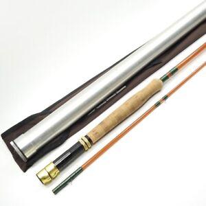 Lamiglas S-Glass Fiberglass Fly Rod. 9' 8wt. Made in USA.