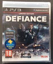 SOLDES!!!   JEU PS3 - DÉFIANCE L.E  - IMPORT UK - NEW SEALED -