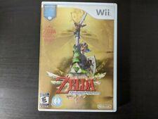 The Legend of Zelda: Skyward Sword + Music CD - Complete Nintendo Wii Game