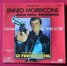 Ennio Morricone, chi mai / le vent le cri - BO du film / OST, SP - 45 tours